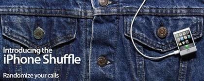 iPhone nano y Shuffle