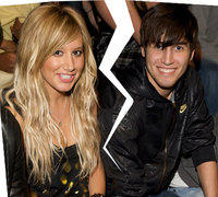 Ashley Tisdale rompe con su novio