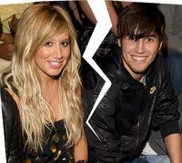 Ashley Tisdale rompe con su novio