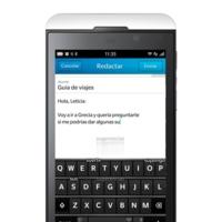 Blackberry Z10 ya está aquí