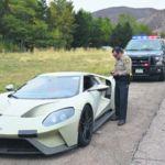 Cazados tres prototipos de Ford GT duplicando el límite de velocidad en Colorado