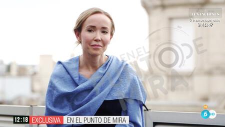 Angela Dobrowolski desenmascara a Josep Maria Mainat y le pone 'En el Punto de Mira'