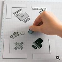 Diseña tu casa con un juego de mesa
