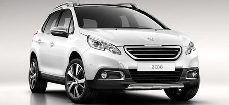 Peugeot 2008, novedad para primavera