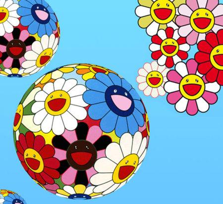 Murakami llega al Guggenheim de Bilbao con todo su merchandising
