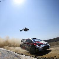 Sébastien Ogier consigue en México su primera victoria con Toyota y es el nuevo líder del WRC