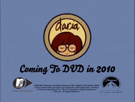 'Daria' se editará en DVD