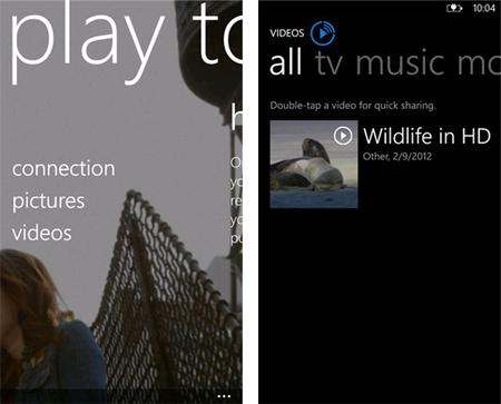 La aplicación DLNA Play To llegaría a Windows Phone 8 en el MWC