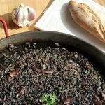 Las recetas de nuestros padres: Arroz negro con chipirones