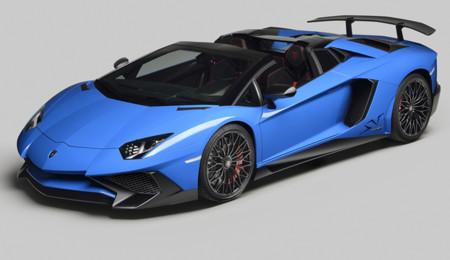 Lamborghini Aventador LP 750-4 Superveloce Roadster: 750 CV con la melena al viento