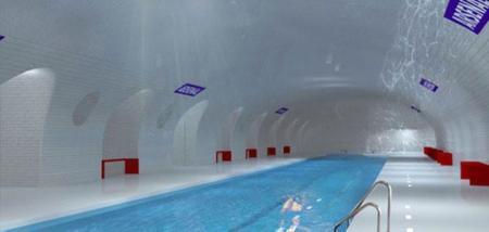 Las estaciones de metro de París abandonadas podrían convertirse en piscinas, restaurantes y mucho más