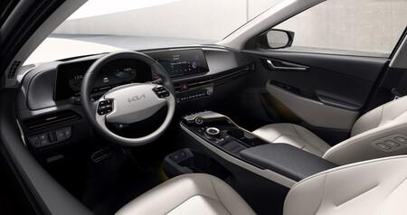 Kia Ev6 Interior 02