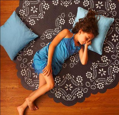 Tapetes y alfombras adhesivas