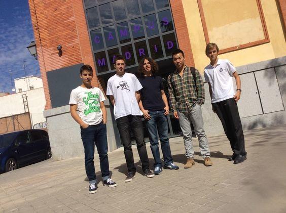 Club jóvenes programadores CEK El Castillo