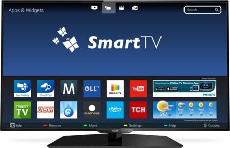 Smart TV Philips LED de 32 pulgadas Full HD por 219,99 euros