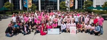Mercy Rosa recauda más de doce millones para la lucha contra el cáncer
