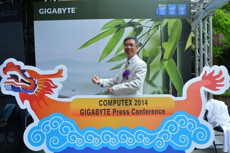 GIGABYTE-Computex-2014-press-conference