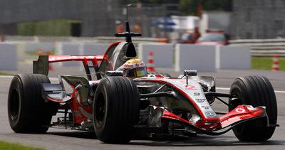 Lewis Hamilton, destellos de un grande