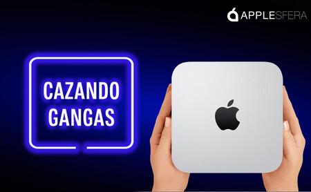 Vuelta al cole con el Mac mini por 100 euros menos, MacBook Pro M1 rebajado 350 euros y más: Cazando Gangas