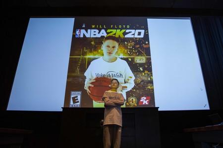 2K Games y Make-A-Wish incluyen a un aficionado en el NBA 2K20 como personaje jugable por primera vez en la historia de la saga