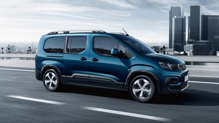 Así es el Peugeot Rifter, la nueva Partner que completa el trío de la Berlingo y la Combo