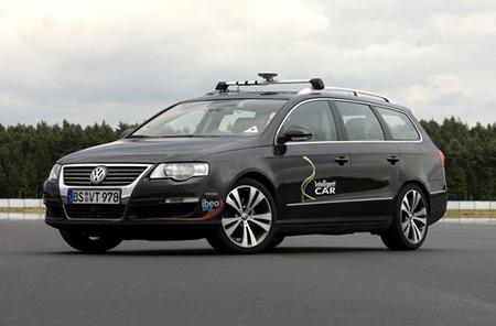 iCar, el coche inteligente que NO es de Apple, sino Volkswagen