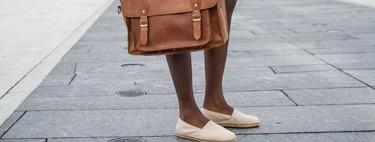 De shorts y alpargatas: así se luce el mejor street-style de la semana