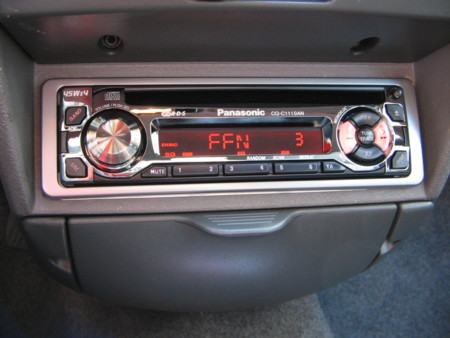 Autoradio Panasonic