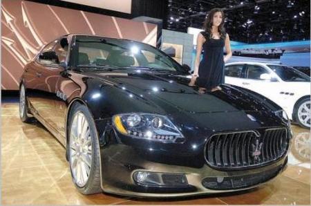 Maserati Quattroporte GT S: la nueva berlina deportiva de lujo
