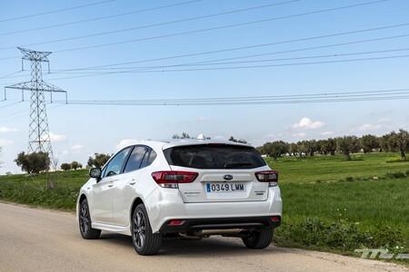 Subaru Impreza Ecohybrid 2021 Prueba 001