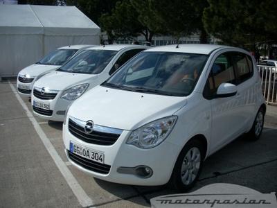 Presentación: Opel Agila (parte 1)