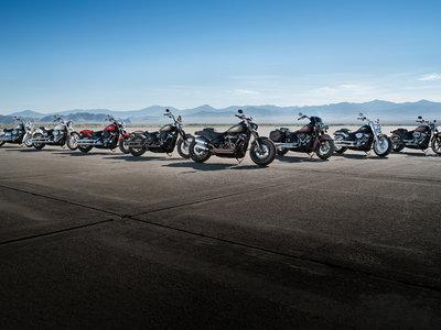 Harley-Davidson renueva su gama con ocho nuevas Softail. Adiós, Dyna; adiós, V-Rod