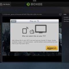 Foto 3 de 7 de la galería boxee-para-ipad en Applesfera