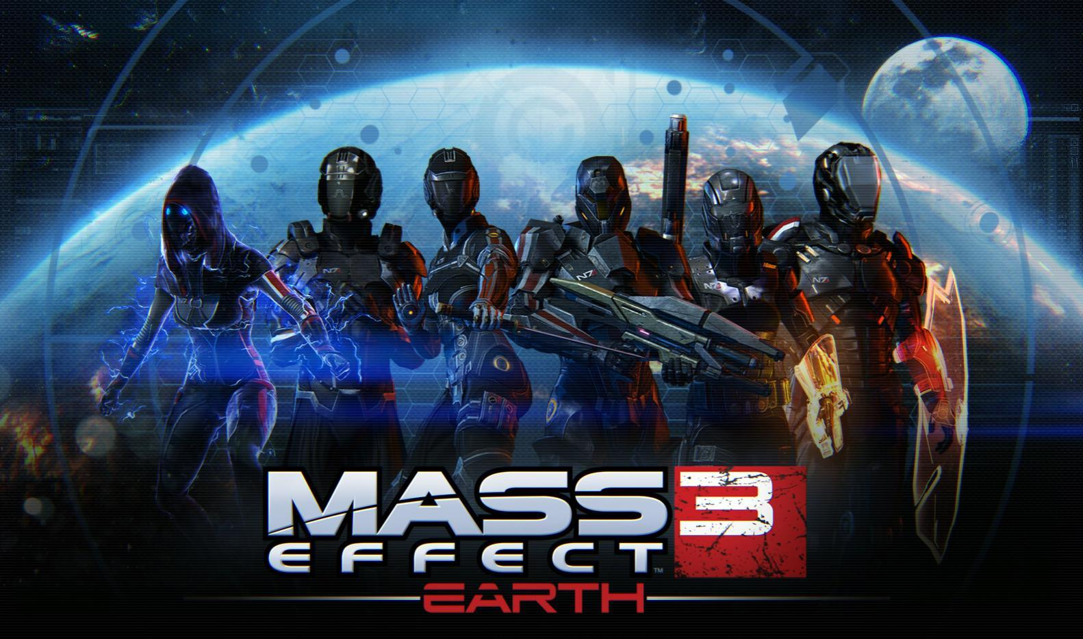 Foto de Mass Effect 3: Earth (1/4)