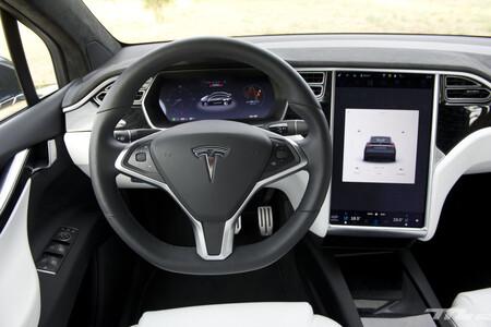 Tesla Interior 3