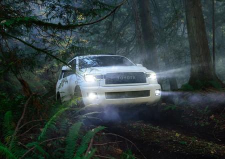 Toyota Sequoia TRD Pro