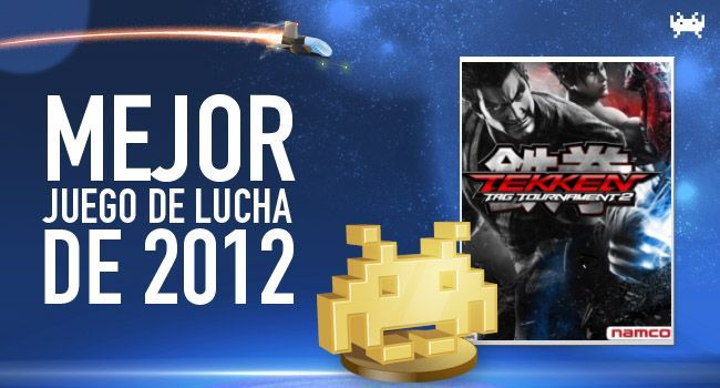 Mejor juego de lucha de 2012: Tekken Tag Tournament 2