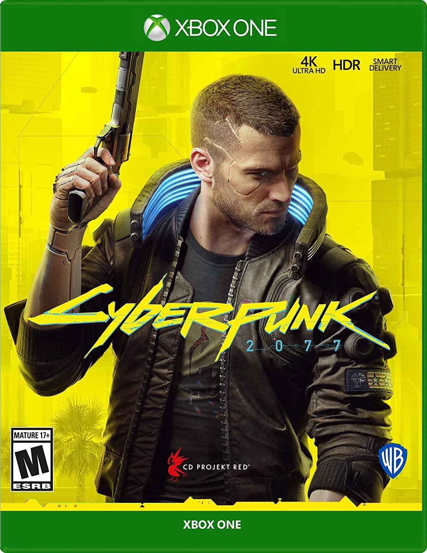 Cyberpunk 2077 para Xbox