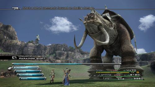 Foto de 'Final Fantasy XIII', nuevas imágenes (1/21)