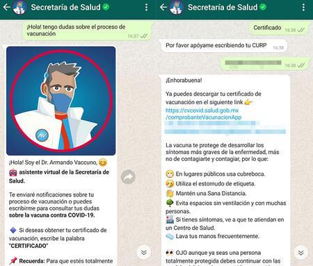 Mensajes Secretaria De Salud