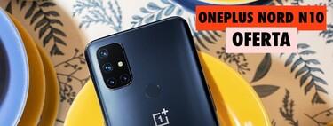 Nord N10, el nuevo gama media con 5G de OnePlus, a precio de escándalo hoy en AliExpress: llévatelo con 64 euros de descuento