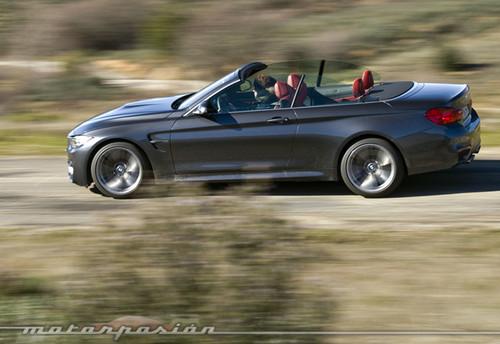 BMW M4 Cabrio, prueba (parte 3)