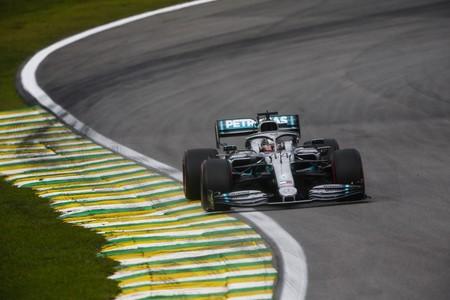 Hamilton Brasil F1 2019