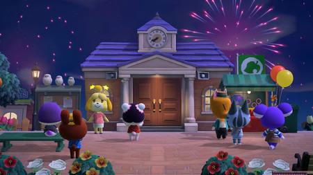 La segunda actualización de verano de Animal Crossing: New Horizons traerá fuegos artificiales, copias de seguridad y más