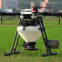 """En Mérida y Oaxaca usan drones para """"desinfectar"""" lugares públicos de COVID-19 pese a que la OMS lo califica como """"ridículo"""""""
