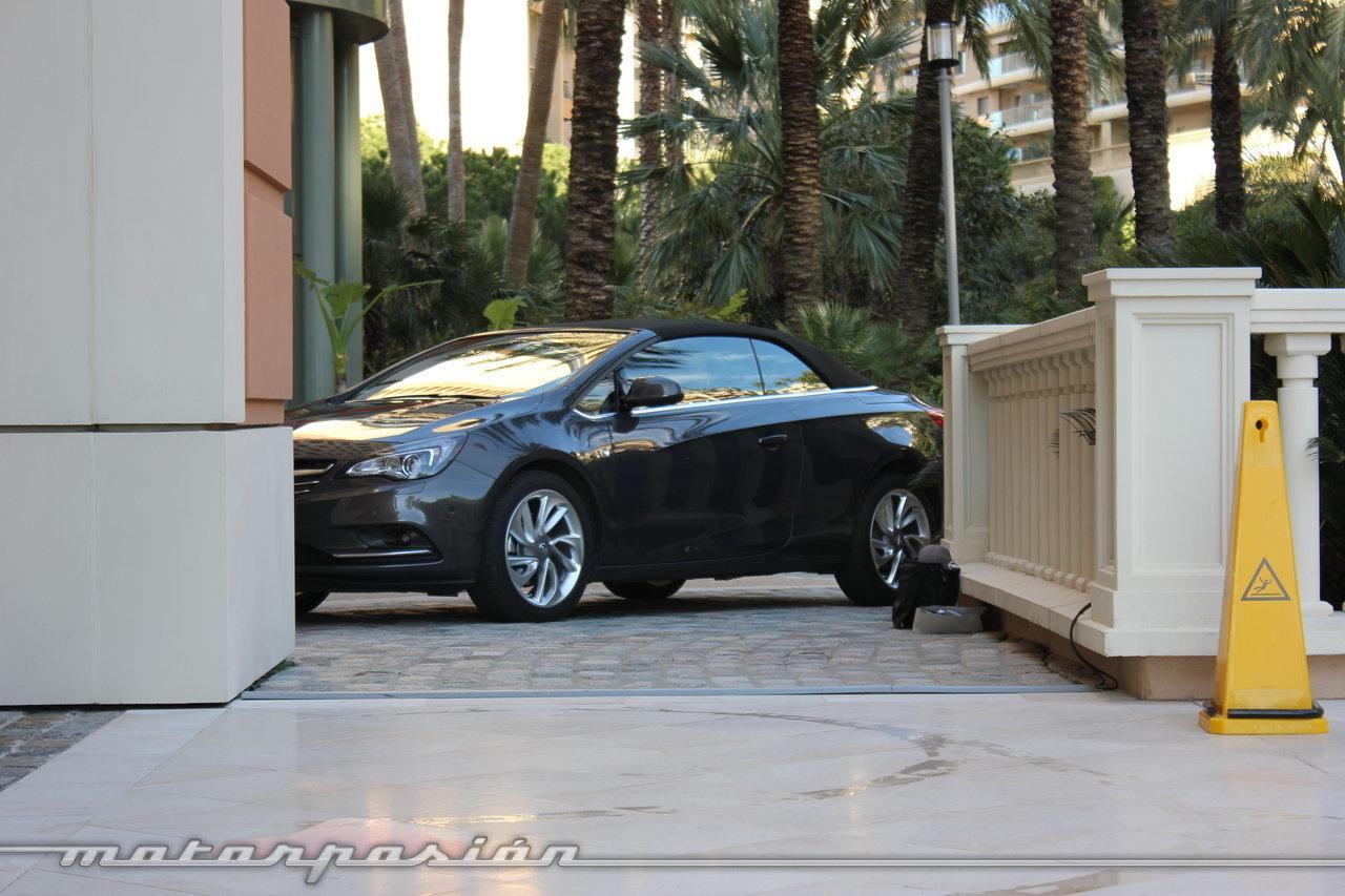 Foto de Opel Cabrio 2013 (presentación) (46/52)