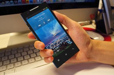 Oppo Find 5 hace sombra a HTC J Butterfly y Samsung Galaxy Note II