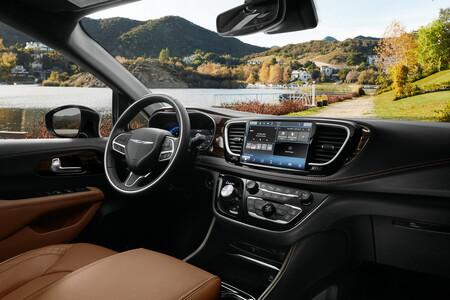 Chrysler Pacifica 2021 Minivan Precio Mexico 11