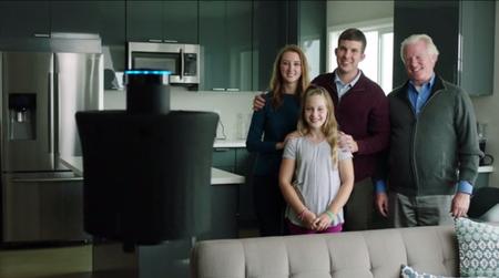 Combina Alexa con un dron y obtendrás Aire, el primer asistente de voz volador para el hogar