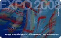 Expo Zaragoza 2008: comprar las entradas